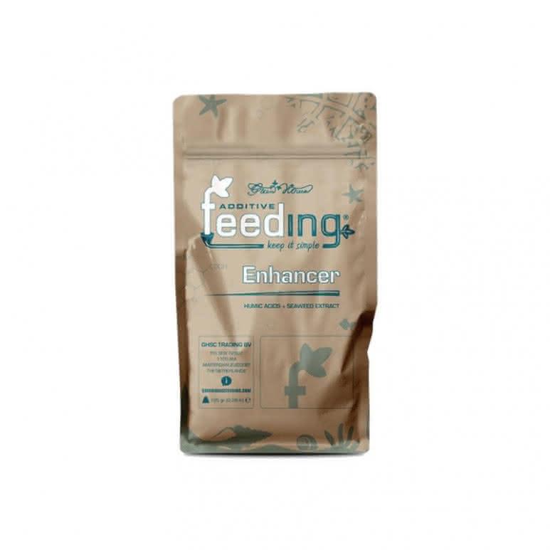 Greenhouse Powder-Feeding Enhancer 125g - Vitalitätsbooster biologisch