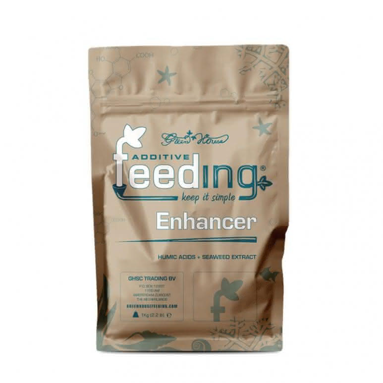 Greenhouse Powder-Feeding Enhancer 500g - Vitalitätsbooster biologisch