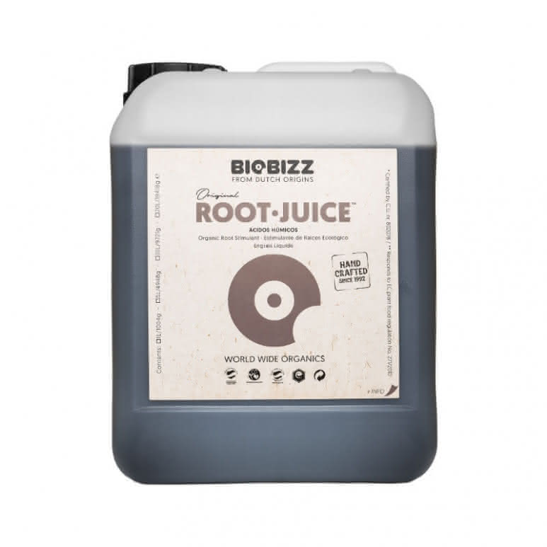 BioBizz® Root Juice 5 Liter - Wurzelstimulator