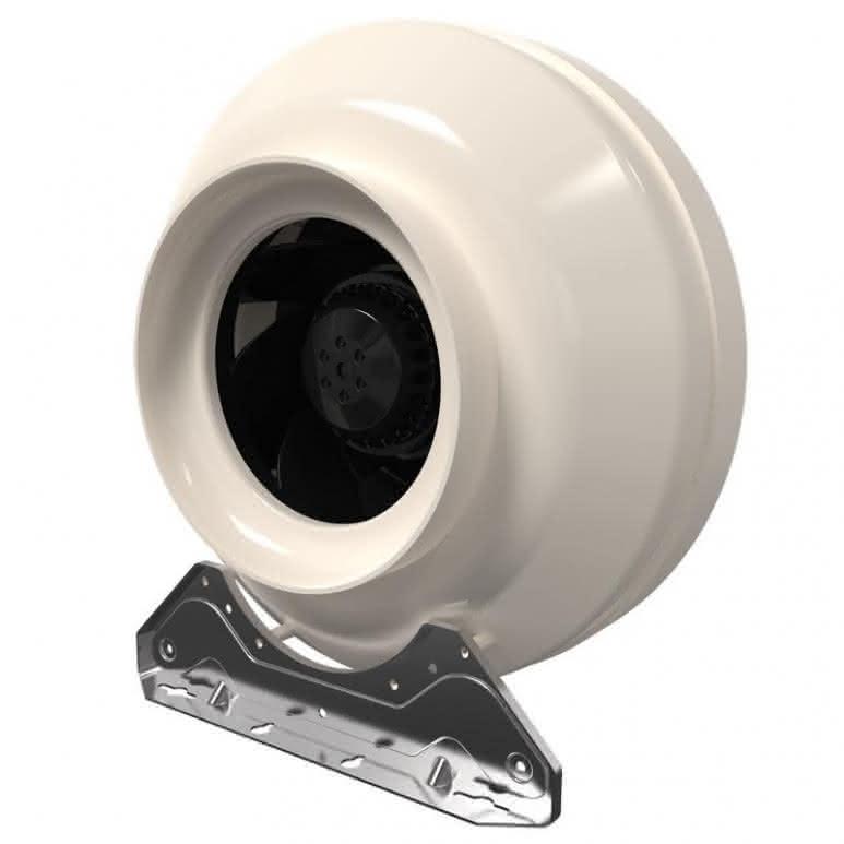 Systemair Rohrventilator RVK-silio 250E2 - 860m3/h