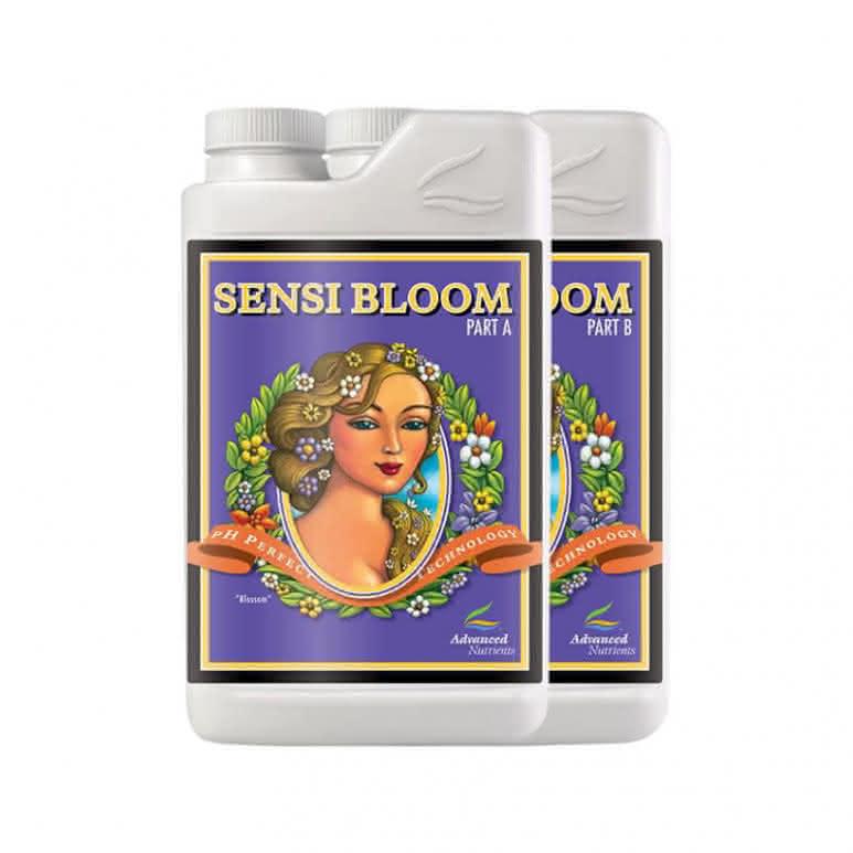 Advanced Nutrients Sensi Bloom A+B je 1 Liter - Basisdünger