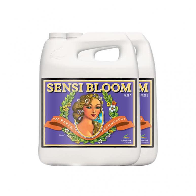 Advanced Nutrients Sensi Bloom A+B je 4 Liter - Basisdünger