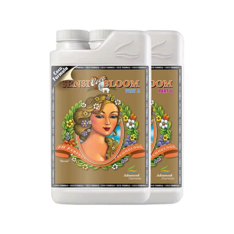 Advanced Nutrients Sensi Bloom Coco A+B je 1 Liter - Basisdünger