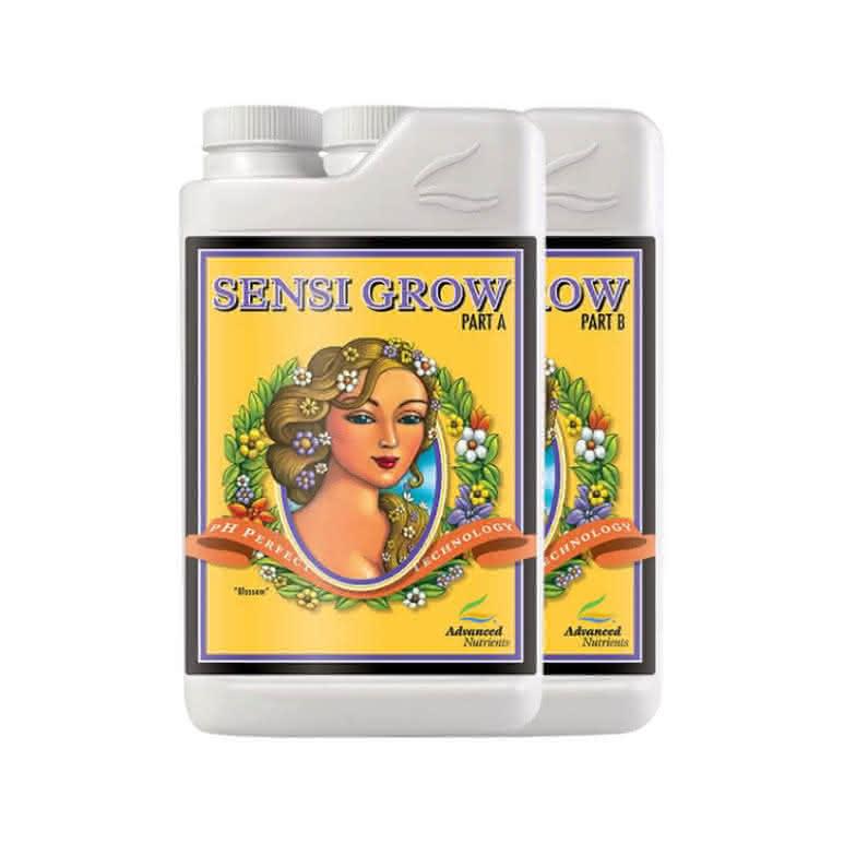 Advanced Nutrients Sensi Grow A+B je 1 Liter - Basisdünger