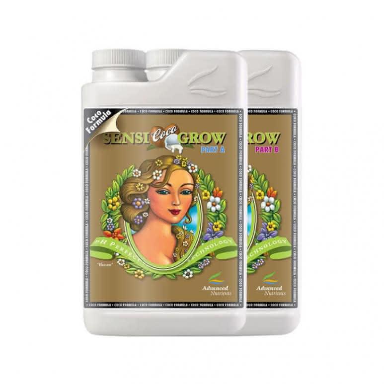 Advanced Nutrients Sensi Grow Coco A+B je 1 Liter - Basisdünger