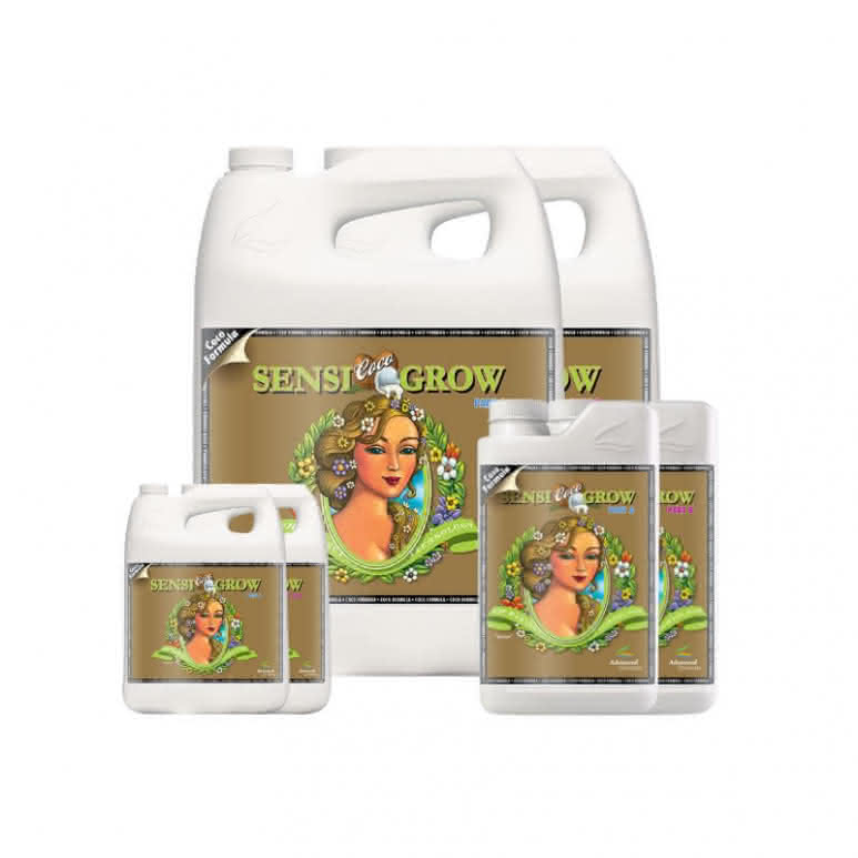 Advanced Nutrients Sensi Grow Coco A+B - Basisdünger