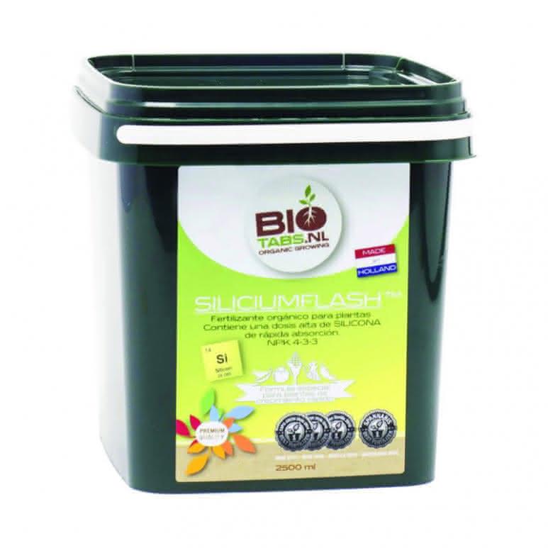 BioTabs Silizium Flash 2,5 Liter