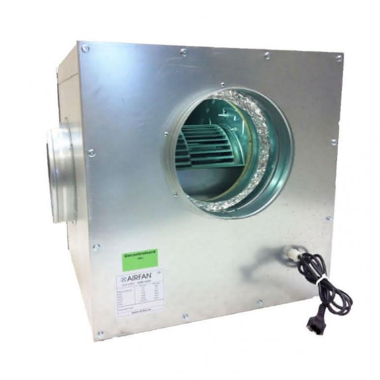 Softbox Lüfterbox Metall 2500m3/h