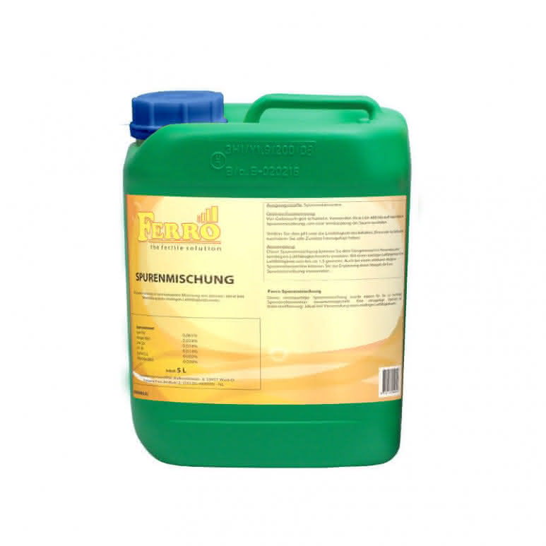 Ferro Spurenelemente 5 Liter