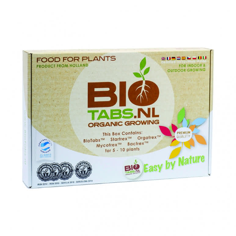 BioTabs Starter-Kit - Düngerset