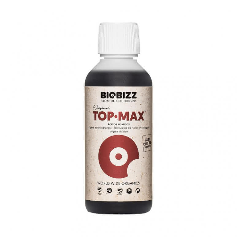 BioBizz® Top Max 250ml - Blütenstimulator