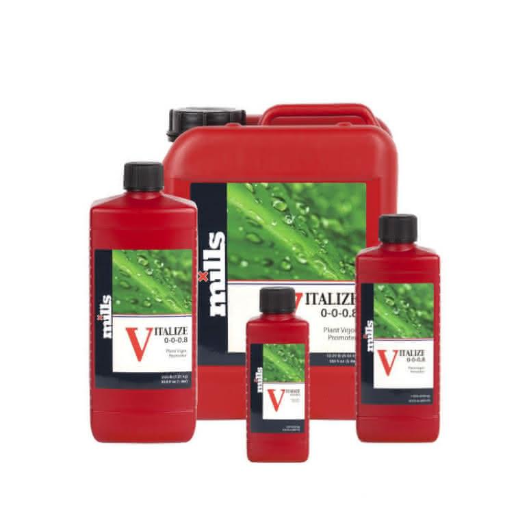 Mills Nutrients Vitalize - Pflanzenstärkung