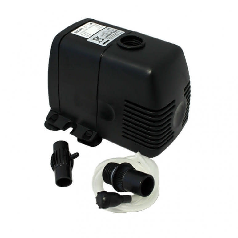 Zirkulationspumpe 1400 l/h 28 Watt - inkl. externer Luftzufuhr