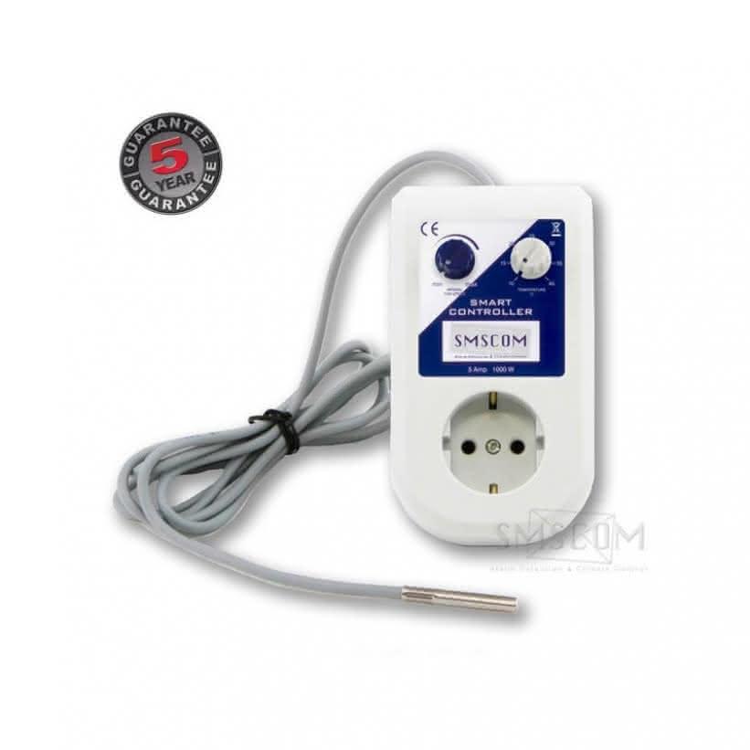 SMSCOM Smartcontroller 5A - inkl.Fühler