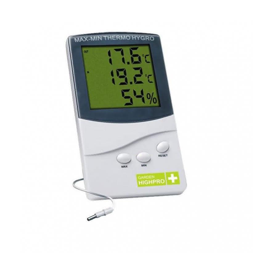 Garden HighPRO Thermo- und Hygrometer